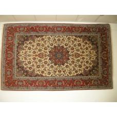 Isfahan Perzische tapijt